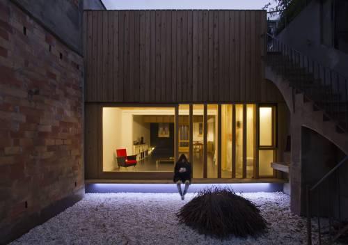 Figura 1: MZ House; Arquitecto: Calderon Folch. Foto: Pol Viladoms