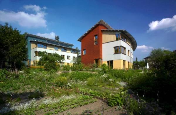The Nestwerk Residential Project In Dresden